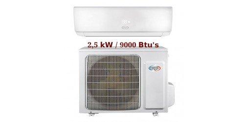 Air Conditioner Monosplit Inverter 9000 Btu's - ECOLIGHT