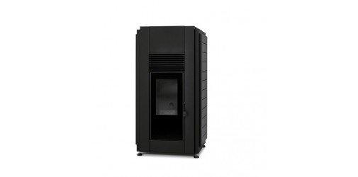 Central heating stove - Douro 23KkW Glass Door
