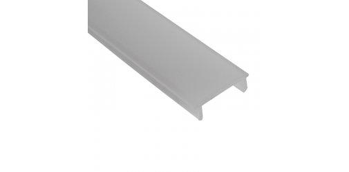 17MMx7M Aluminum Chute Matte Diffuser | 2MT
