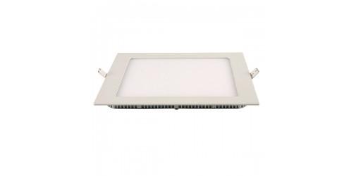 Panel / Projetor Led White Square - LUPO Q 5W 4200K