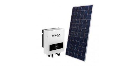 Instantaneous Photovoltaic Solar Photovoltaic Kit 1500 W