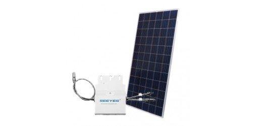 Instantaneous Photovoltaic Solar Photovoltaic Kit 250 W