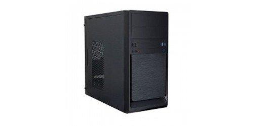 """DI 8100 - Intel Core I3 8100 3.6GHz, MB H310M PRO-VD, DDR4 8GB 2400MHz, SSDNow 120GB UV500 SATA3 2.5"""", Rato + teclado"""