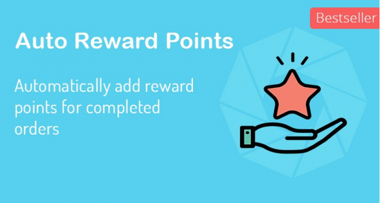Auto reward points based on total purchase