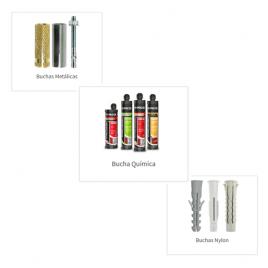 Nylon, Metal and Chemical Bushings