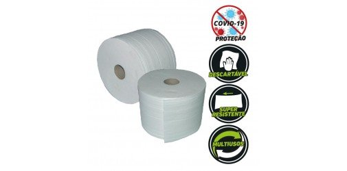 Double Sheet Paper Rolls - 400mt (2 Rolls)